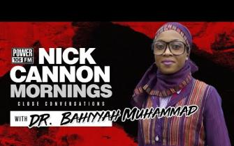 Dr. Bahiyyah Muhammad - Criminology Is The Study of A Black Man -- How Do You Explain This Concept?