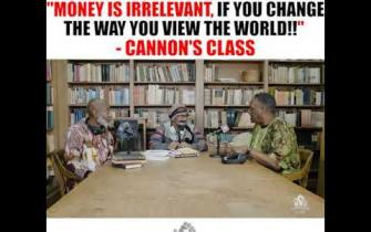 Money is IRRELEVANT #CannonsClass