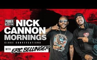 "Eric Bellinger Says He's In His ""Yachty Bag Mixed With Thugger Bag"""