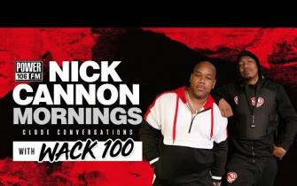 """Wack 100 Compares Biggie Smalls & Nipsey Hussle: """"He Was Not A Legend When it Came To Music"""""""