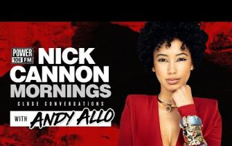 Andy Allo on New Music, Film + TV, Keke, Defunding the Police and more