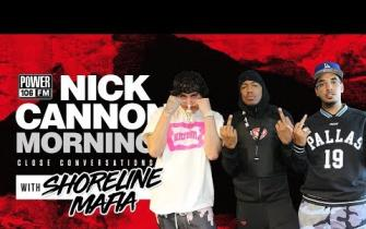 Shoreline Mafia Talks Official Album, Multi Cultural Hip Hop, Global Impact, & First Meeting