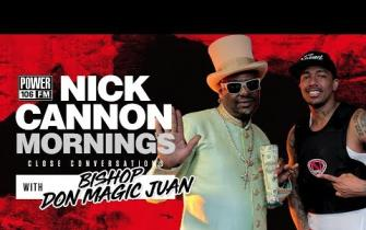 """Bishop Don """"Magic"""" Juan On Being #1 Pimp In The Game, Going From Pimping To Preaching, & More!"""