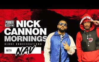 """Nav on Linking w/ Meek Mill After Producing """"Back 2 Back"""" for Drake, 'Tap' & More"""