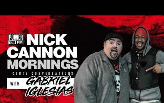 Gabriel Iglesias on Netflix Collabs, Incident at Nickelodeon & Top 5 Comedians